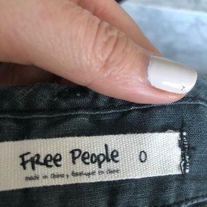 Free People Shorts - Free People shorts.  Size 0